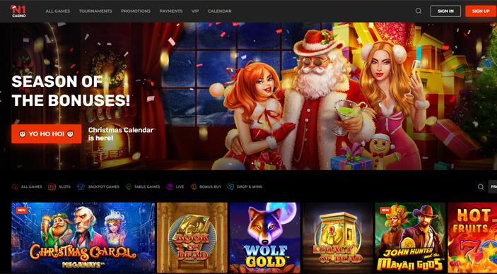 N1 casino site