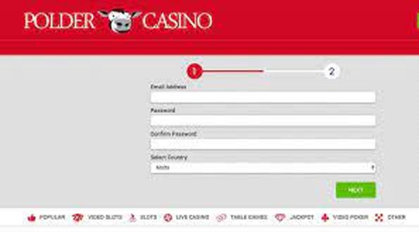 Polder casino stap 3